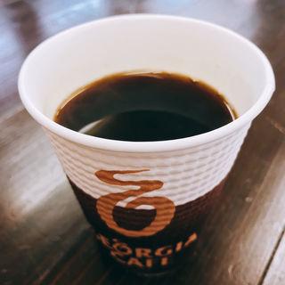 ホットコーヒー(どんちゃん食堂 )