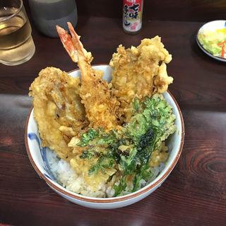 天丼(木村屋)