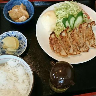 ギョウザ定食(味の店 こだま食堂 )