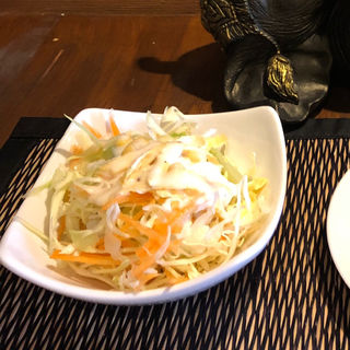 サラダ(Asian kitchen LUNA)