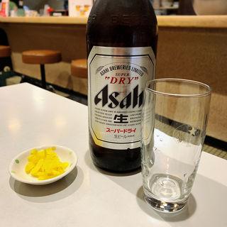 瓶ビール(味処 叶 (あじどころ かのう))