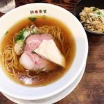 醤油らー麺(鉢ノ葦葉 (はちのあしは))