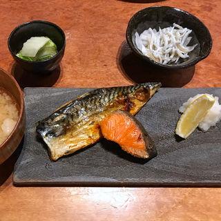 焼き魚定食(ぐあん (GuAn))