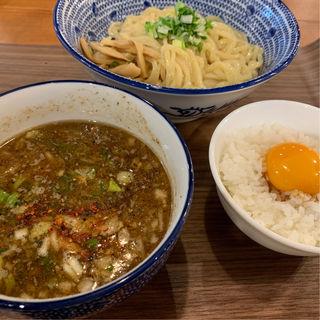 あご出汁つけ麺(麺ya GoZAN)