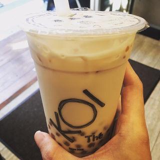タピオカミルクティー S(コイ カフェ 沖縄店 (KOI Cafe))