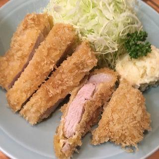 かつライス(とん八亭 (とんぱちてい))
