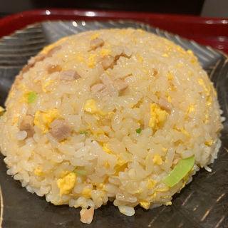 炒飯セット  炒飯(中華食堂 一番館)
