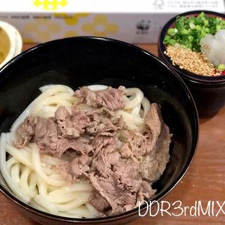 ぶっかけうどん 牛肉(小福 )