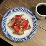 苺のティラミストースト