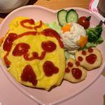 ぴぴよぴよぴよひよこさんライス(アットほぉ~むカフェ 本店4階 (@ほぉ~むカフェ))