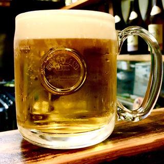 生ビール キリン ハートランド(中)(焼鳥はなび)