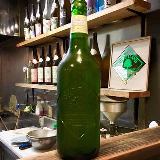 ビンビール キリン ハートランド(中)(焼鳥はなび)