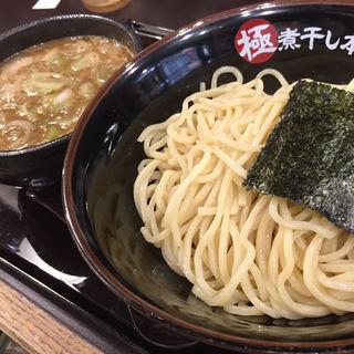 煮干し豚骨つけ麺/麺375g(極煮干し本舗 狸小路4丁目店)