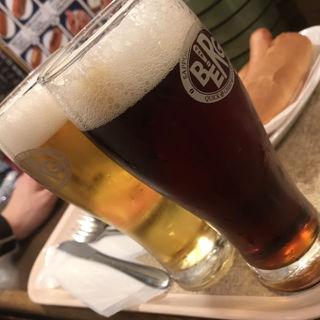 ハーフアンドハーフ(BERG (BEER&CAFE BERG))