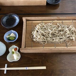 二八蕎麦(鹿落堂)