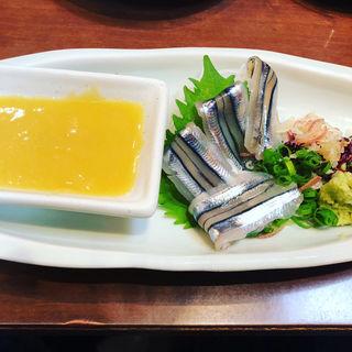 キビナゴの刺身(九州酒場 博多流)