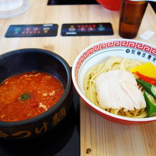 トマトつけ麺(博多一幸舎 慶史)