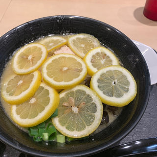 レモンそば