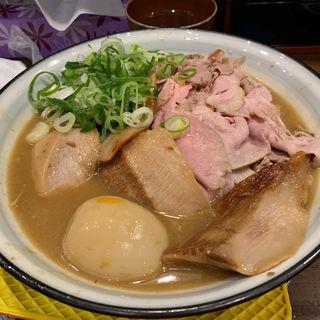 男の鶏白湯