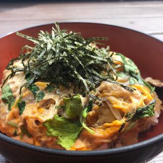 江の島丼定食(魚見亭)