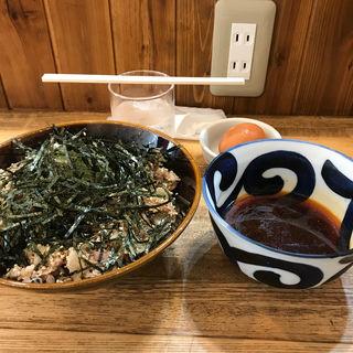 肉つけ麺(つけ麺 冨 (ツケメン トミ))