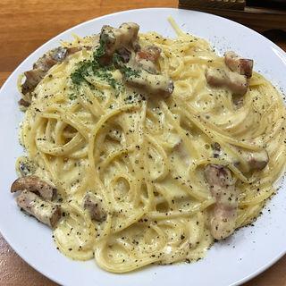 カルボナーラ(姫路イタリアン酒場 MARUMASA 駅前店)