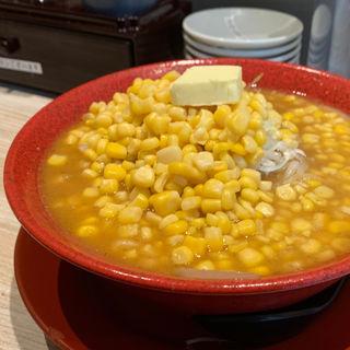 味噌バターコーンラーメン(みそ吟 鶴舞店)