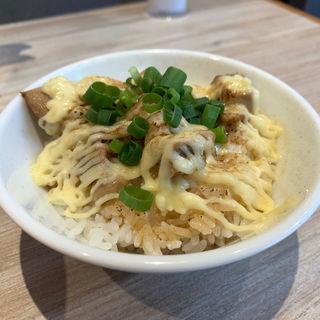 チャーマヨ丼(みそ吟 鶴舞店)