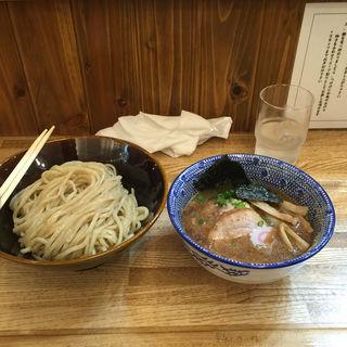 味玉つけ麺(つけ麺 冨 (ツケメン トミ))