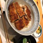 うなぎ丼 松