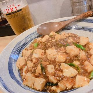 麻婆丼(花梨麻婆飯店)