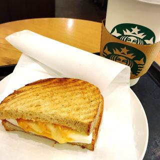 ホットサンドハムエッグ(スターバックス・コーヒー ルミネ立川店 (STARBUCKS COFFEE))