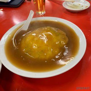 天津飯(味仙 藤が丘店 (ミセン))