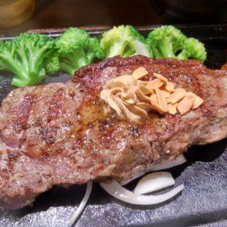 サーロインステーキ(いきなりステーキ 渋川店)
