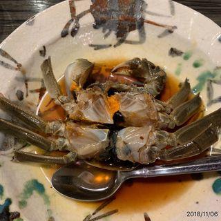 上海蟹(ひさだ )