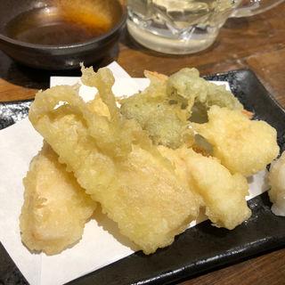 天ぷら盛り合わせ(魚椿 栄店 (ウオツバキ))