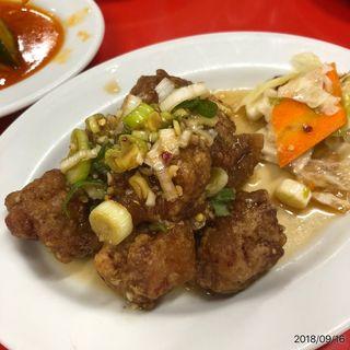 酢豚(味仙 藤が丘店 (ミセン))