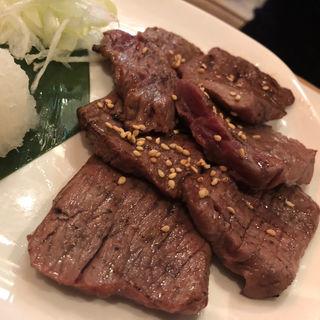 牛タン焼き(仙台牛たんバル 牛の舌 )