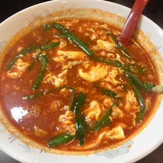 完熟トマト辛麺