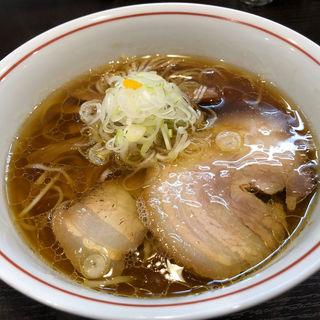 裏醤油(らーめん颯人 (ラーメンハヤト))