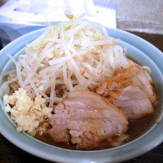 あかつき麺+豚追加(麺や あかつき )