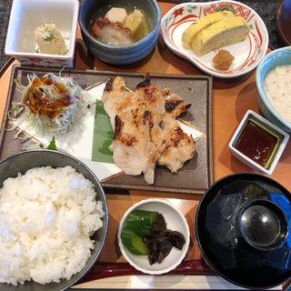 西京漬さわら定食(栄寿庵 )