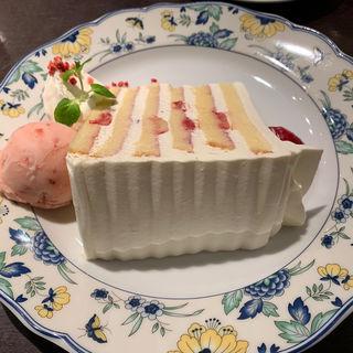 特製ショートケーキ