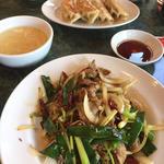 本日の肉料理/魚料理