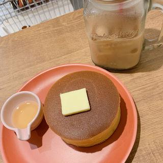 発酵バター蜜柑蜂蜜を添えて 発酵バター蜜柑蜂蜜を添えて(Parlor Vinefru 銀座)
