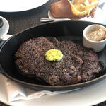 Prime Rib Eye Steak set 300g