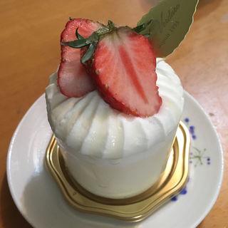 レアチーズ(パティスリー・ラ・ベルデュール (Patisserie La Verdure))