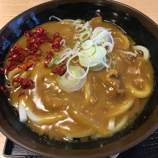 カレーうどん(おか田 )