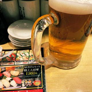 特大生ビール