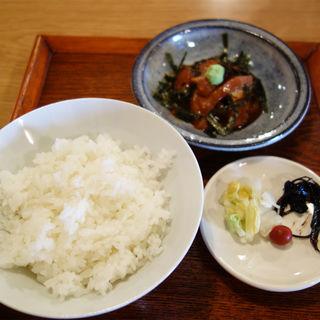ごま鮭茶漬け(しゃけ小島 中洲店 )